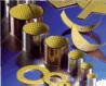 Zestaw łożysk ślizgowych z materiału DX